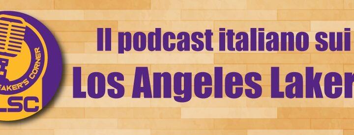 Lakers Speaker Corner – E68